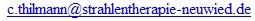 Emailaddresse CTH